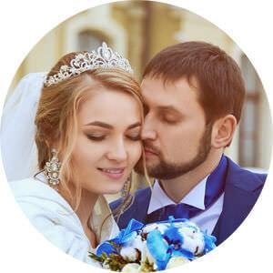 Молодожены Игорь и Лена