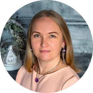 мама выпускницы Ольга