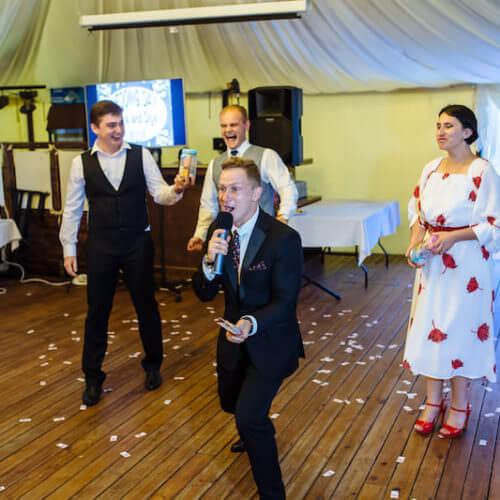 ведущий на свадьбу ЕвгенийЖарков